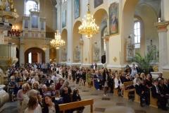 054-1wrzenia-koci-sw.Rafaa-gimnazjum-Syrokomli-syrokomlwka-fot.M.Paszkowska