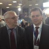 LLRA lyderis su PiS vicepirmininku Adamu Lipińskiu