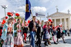 0212-przemarsz-parada-Wilno-fot.Marian-Paluszkiewicz
