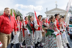 0213-przemarsz-parada-Wilno-fot.Marian-Paluszkiewicz