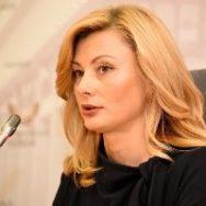 Przewodnicząca sejmowej frakcji AWPL-ZChR – Rita Tamašunienė